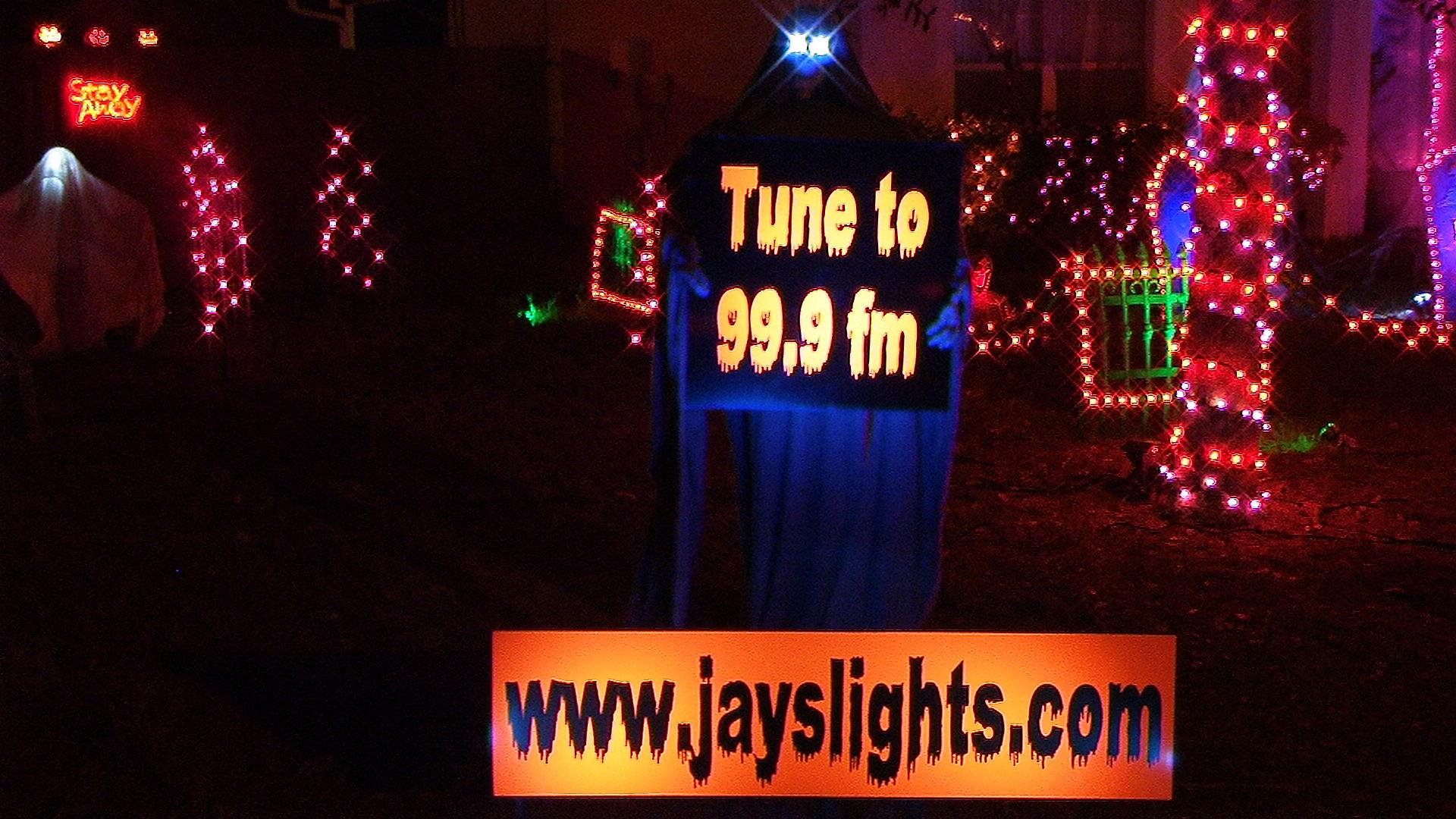 Christmas Light Shows